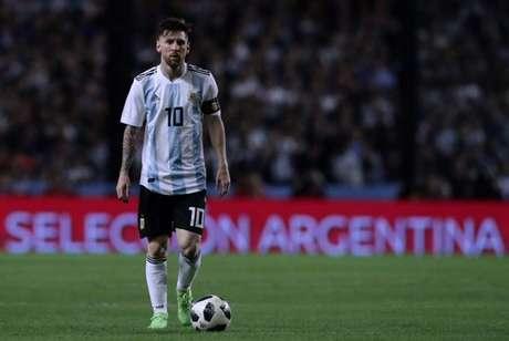 Messi pode se aposentar a pós Copa do Mundo (Foto: ALEJANDRO PAGNI / AFP)