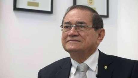 Presidente da CBF, Coronel Nunes assumiu a entidade em 2016