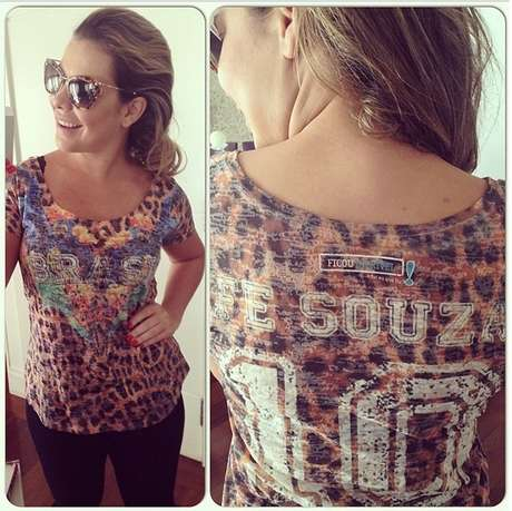 Fernanda Souza (Fotos: Instagram/Reprodução)