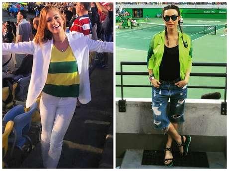 Marina Ruy Barbosa e Thaila Ayala (Fotos: Instagram/Reprodução)