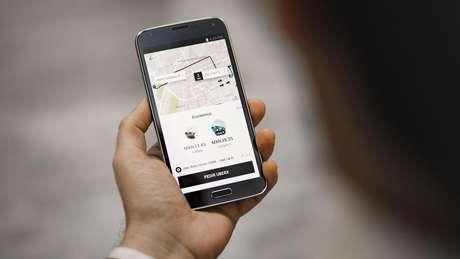 Uber passa a permitir crédito pré-pago no aplicativo