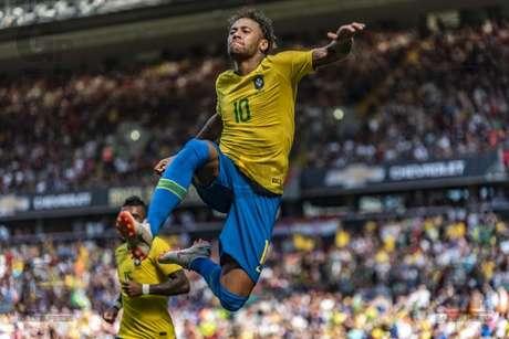 Neymar é apontado pela Fifa como jogador-chave da Seleção