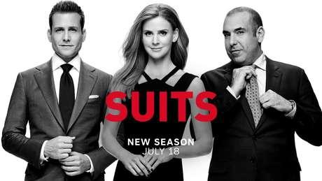 Comercial da nova temporada de 'Suits' dá pistas para onde a série vai após a saída de Patrick J. Adams e Meghan Markle