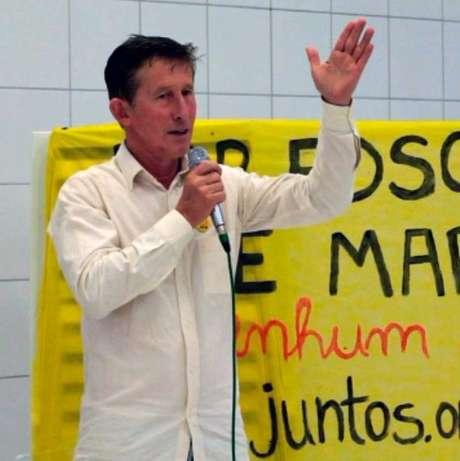 Professor Piva é a aposta do PSOL para a disputa pelo Governo do Paraná nas eleições 2018