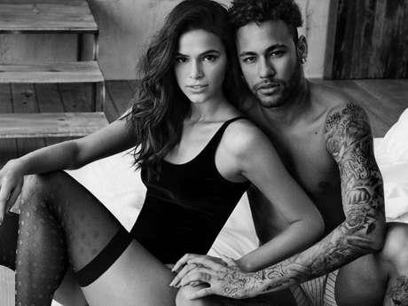 Bruna Marquezine e Neymar trocam declarações no Dia dos Namorados