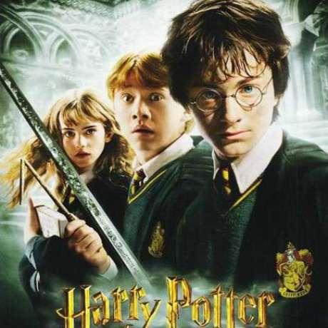 """Reprodução do cartaz de divulgação do filme """"Harry Potter e a Câmara Secreta"""""""
