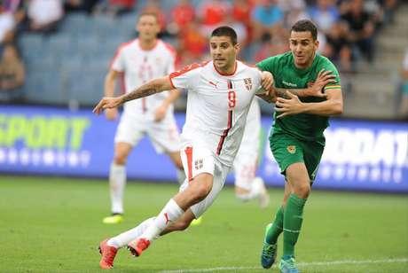 A Sérvia estréia na Copa do Mundo contra a Costa Rica (Foto: AFP)
