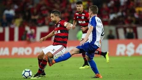 Flamengo derrotou o Paraná e abriu seis pontos na liderança (Andre Melo Andrade/Eleven)