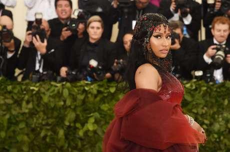 Nicki Minaj no Met Gala de 2018