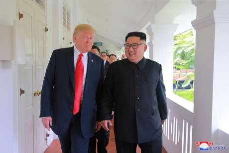 Encontro foi o primeiro entre os líderes dos dois países