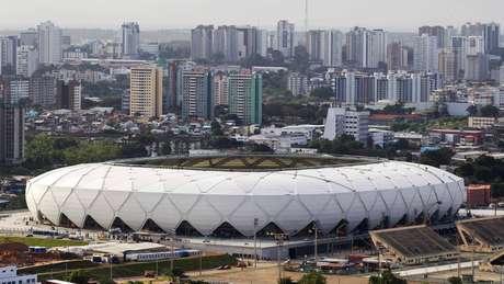 Obra que ligaria a Arena Amazônia ao centro de Manaus sequer saiu do papel