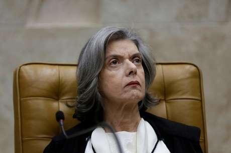 Presidente do Supremo Tribunal Federal (STF), Cármen Lúcia 01/02/2018  REUTERS/Ueslei Marcelino