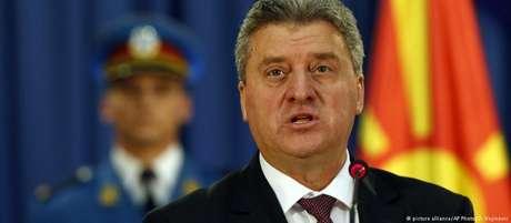 """Presidente macedônio diz que acordo é """"prejudicial"""" e abriu muitas concessões para a Grécia"""