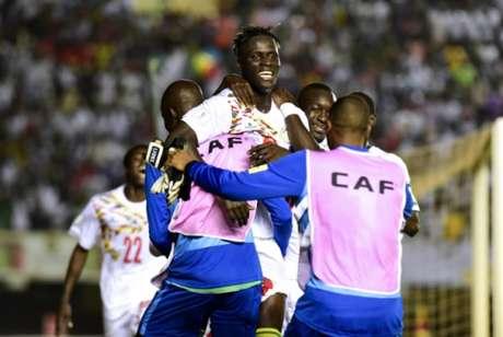 Senegal em festa em jogo das eliminatórias