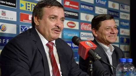 Óscar Ramírez acredita que a Costa Rica irá repetir o desempenho de 2014 (Foto: AFP)