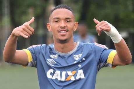 Vitinho tem sondagem de clubes europeus (Foto: Divulgação/Cruzeiro)