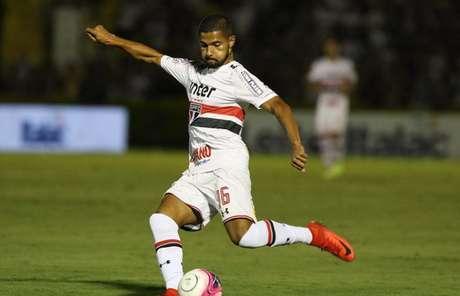 Caíque fez oito jogos nesta temporada com a camisa do São Paulo (Rubens Chiri/saopaulofc.net)