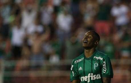 Fernando foi revelado pelo Palmeiras e agora jogará pelo Shakhtar Donetsk (Foto: Cesar Greco/Palmeiras)
