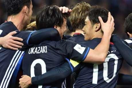 Japão vem com problemas para a Copa