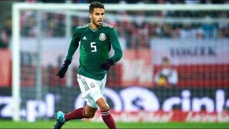 Diego Reyes foi cortado da seleção mexicana que disputará a Copa do Mundo (Foto: Divulgação)