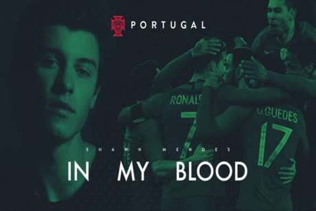 """Canadense tem origem portuguesa e participou da campanha """"Acredite o sonho"""" da seleção lusitana (Divulgação)"""