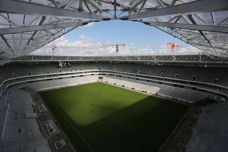 Estádio de Kaliningrado para a Copa do Mundo da Rússia