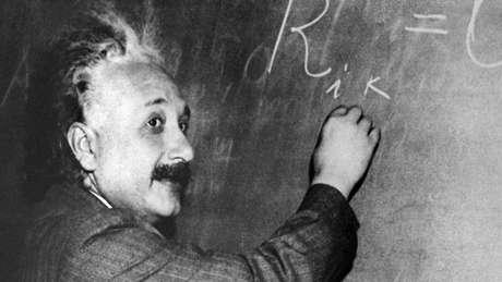 Albert Einstein escreveu os diários entre outubro de 1922 e março de 1923