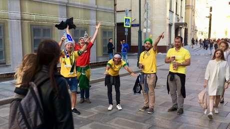 A FIFA estima que 1 milhão de turistas estrangeiros visitem o país durante a Copa do Mundo, que começa oficialmente nesta quinta-feira, em Moscou, e acontece simultaneamente em 11 cidades, até 15 de julho