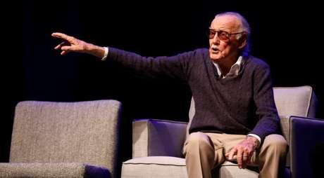 Co-criador da Marvel, Stan Lee