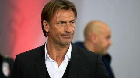 Técnico de Marrocos, o francês Herve Renard não perde pela seleção desde 10 de junho do ano passado (AFP)