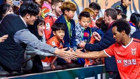 (Foto: Divulgação/Jeju United)