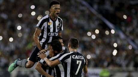 Glorioso deixou boa imagem antes da parada para a Copa do Mundo (Luciano Belford/SSPress/Botafogo)