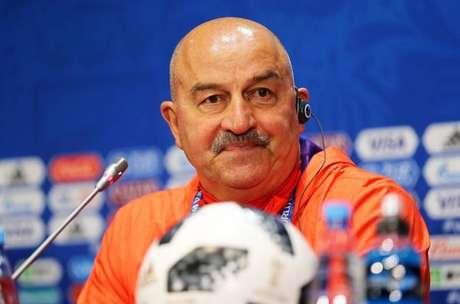 Stanislav Cherchesov, técnico da seleção russa