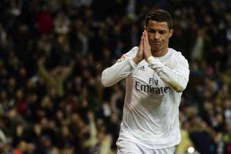 Cristiano Ronaldo é acusado de fraude fiscal na Espanha (Foto: PIERRE-PHILIPPE MARCOU / AFP)
