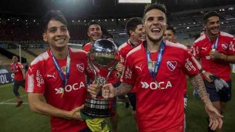Argentinos foram campeões jogando no Maracanã (AFP)