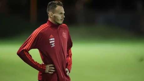 Renê hoje é o titular da posição (Gilvan de Souza/Flamengo)