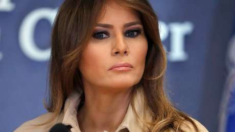 """Depois de governo Trump impor """"tolerância zero"""" em relação à política migratória, Melania Trump diz que EUA precisa ser um país que 'governa com o coração'"""