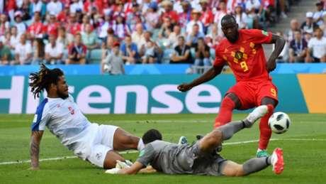 Bélgica x Panamá