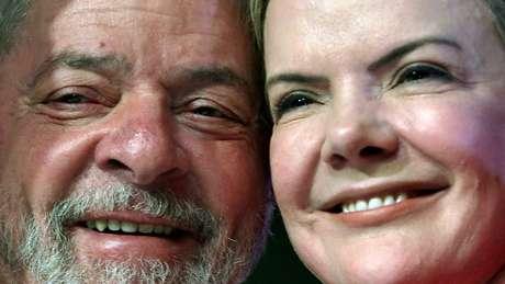 Relação de Lula e Hoffmann não é recente: ela foi da equipe de transição do então recém-eleito presidente da República