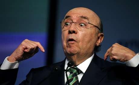 O ex-ministro Henrique Meirelles