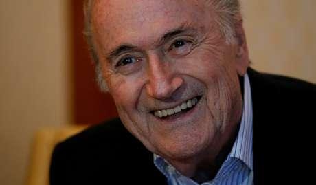 Ex-presidente da Fifa Joseph Blatter