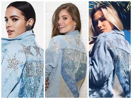 Bruna Marquezine, Camila Queiroz e Fiorella Mattheis (Fotos: @bobonews/Instagram/Reprodução)