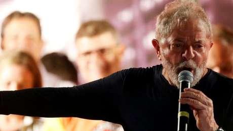 O ex-presidente Lula foi preso em abril após condenação no caso do tríplex do Guarujá
