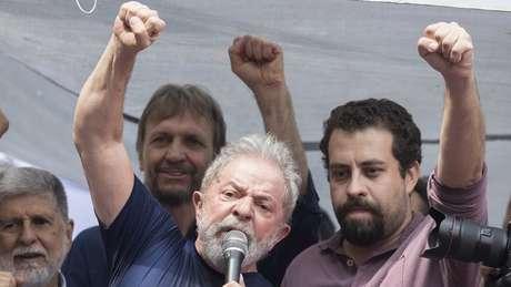 O PT diz que ainda pretende registrar Lula como candidato em agosto