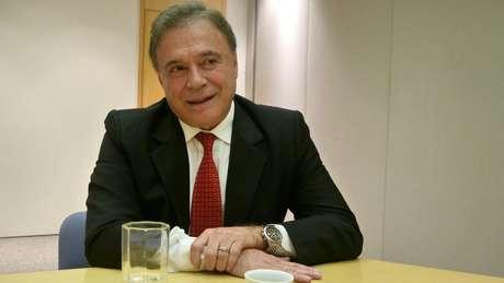 'FHC não falou comigo', diz Alvaro Dias sobre possibilidade de entrar em chapa com Geraldo Alckimin