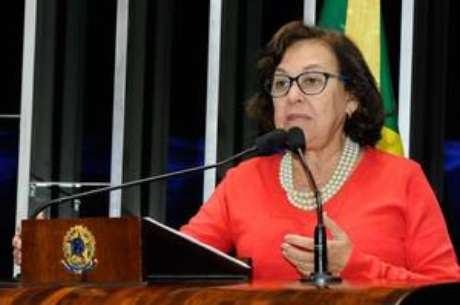 Senadora Lídice da Mata é aliada histórica do PT na Bahia e foi uma das principais defensoras da ex-presidente Dilma Rousseff durante o processo de impeachment.