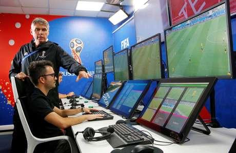 Esta é a primeira Copa do Mundo com árbitro de vídeo