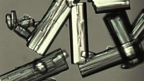 Estruturas de MOF 303, que tem base de alumínio, podem baratear o custo o aparelho