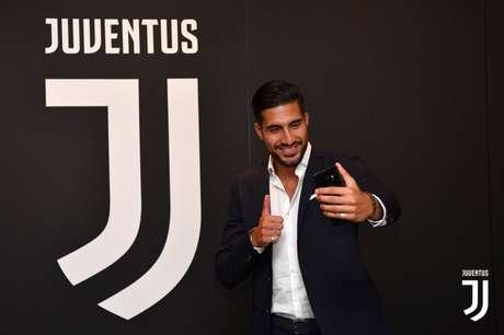 Emre Can é o novo reforço da Juventus (Foto: Divulgação/Juventus)