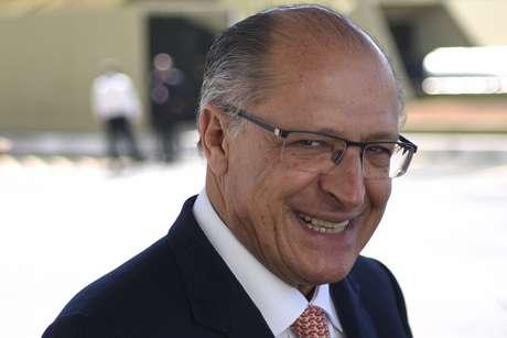Pré-candidato à presidência da República Geraldo Alckimin
